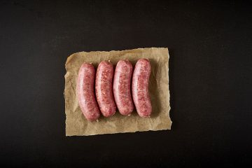 Beef Thick Sausages