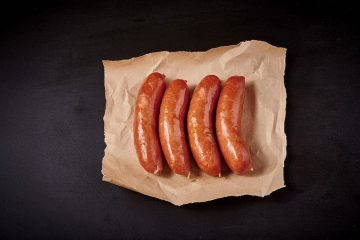 House-Smoked Chorizo Sausages