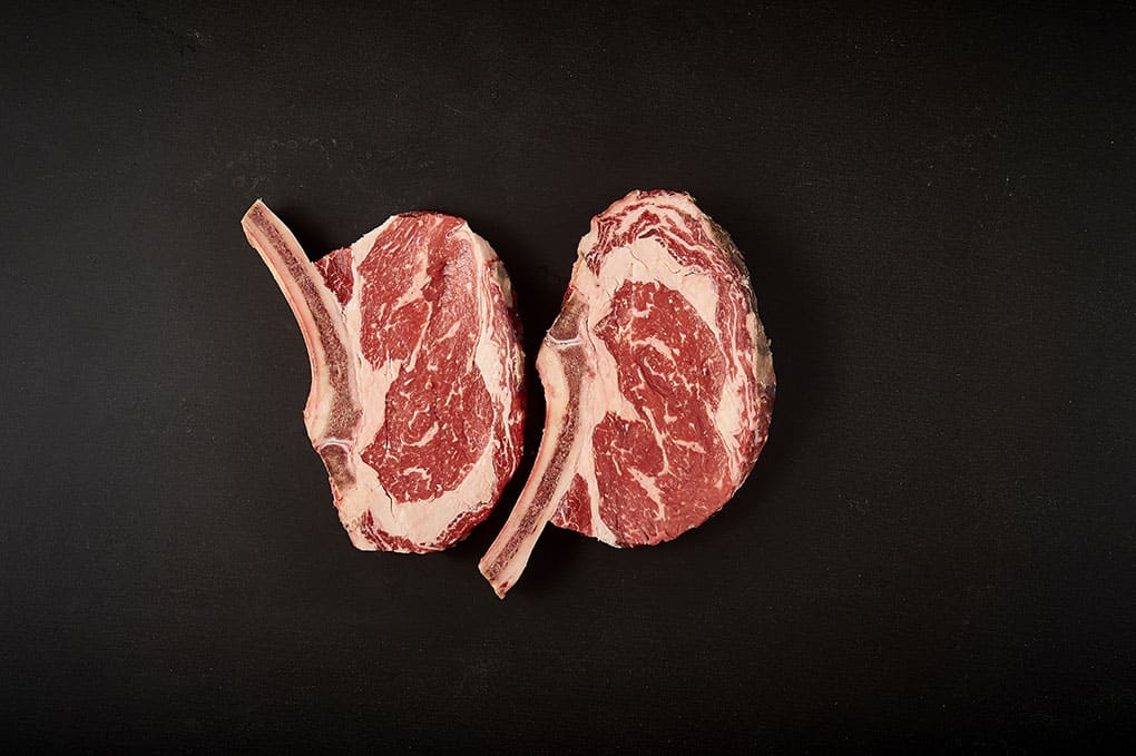 Rib Eye Steak on the Bone 400g