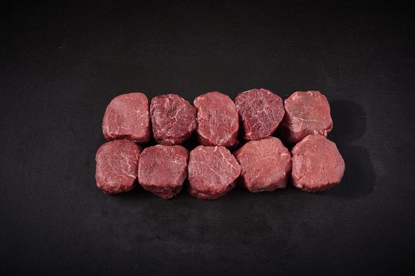 Pasture Fed Angus Eye Fillet Medallions 100g