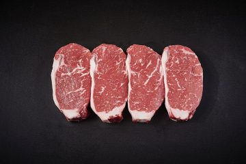 Grasslands Premium Pasture Fed Sirloin Steak 250g