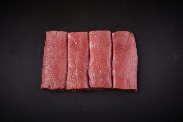 Pasture Fed Lamb Loin Backstrap Fully Trimmed
