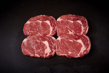 Riverine Grain Fed Beef MB 2+ Scotch fillet Steak 250g