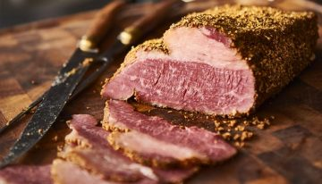 A Brief history of Pastrami - Blog header image